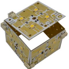 Custom LED Ligth Source Cube